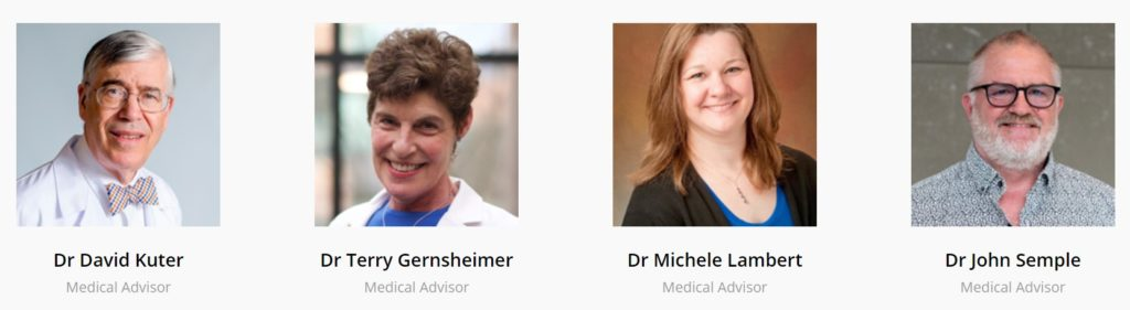 ITP Australia Medical Advisory Board