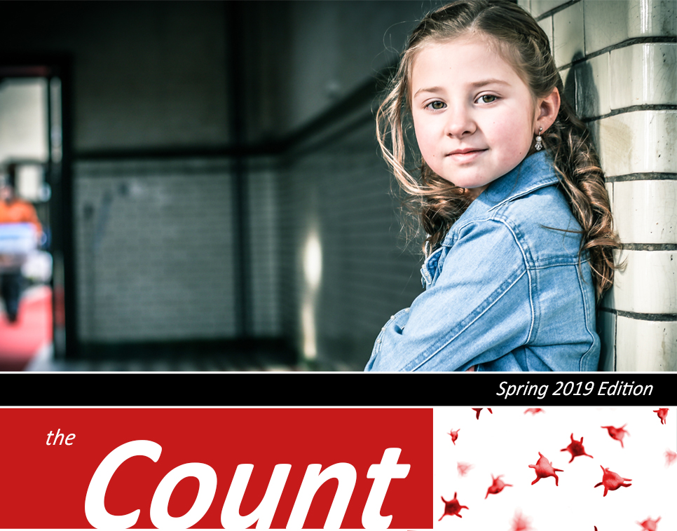 The Count - Spring 2019 - ITP Australia Newsletter