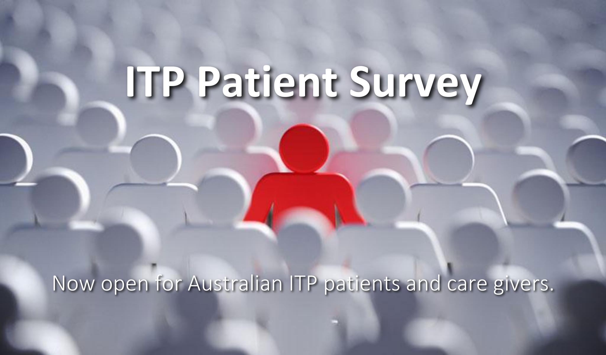 ITP Patient Survey 2020